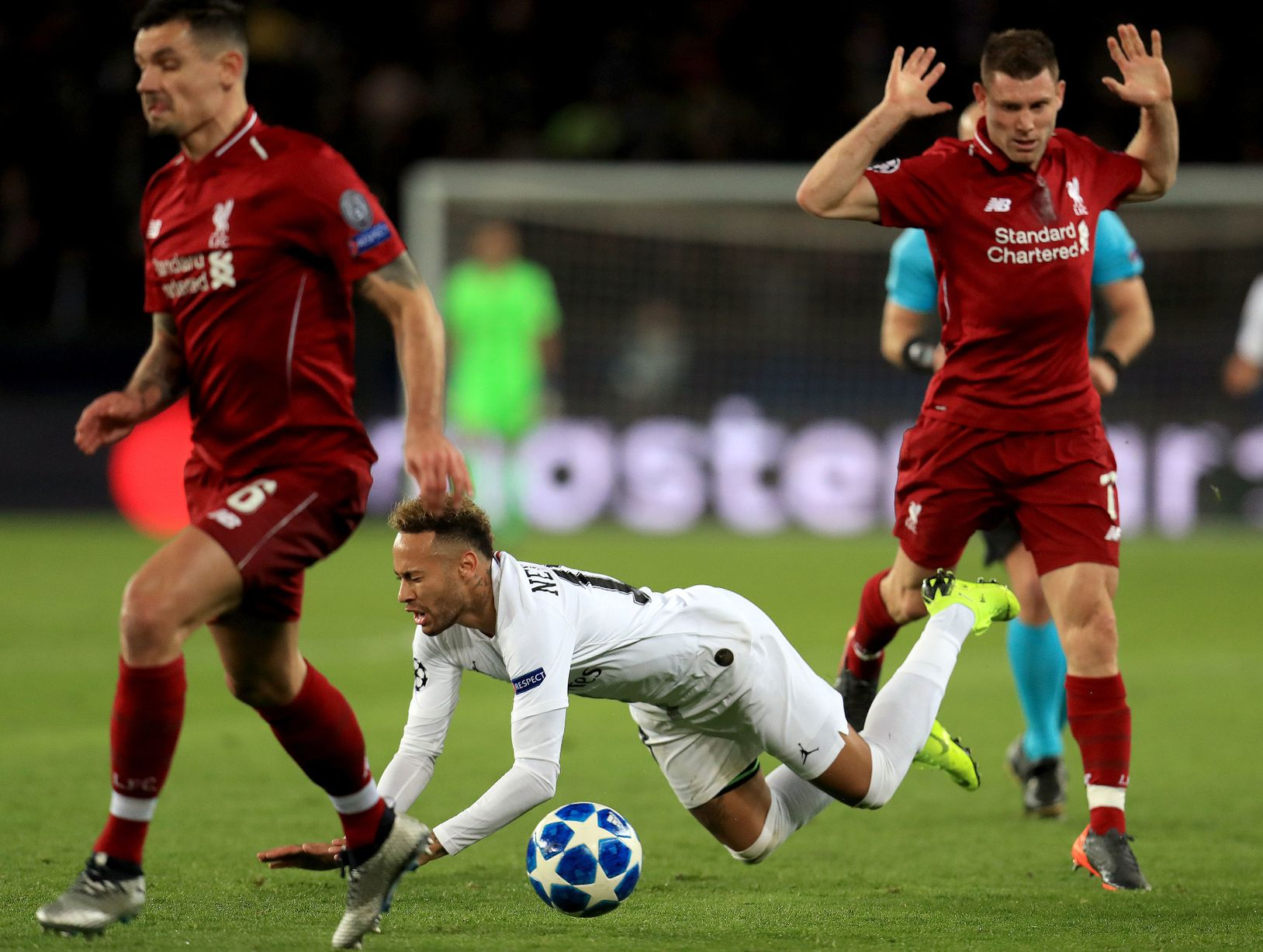 Champions League Liverpool PSG