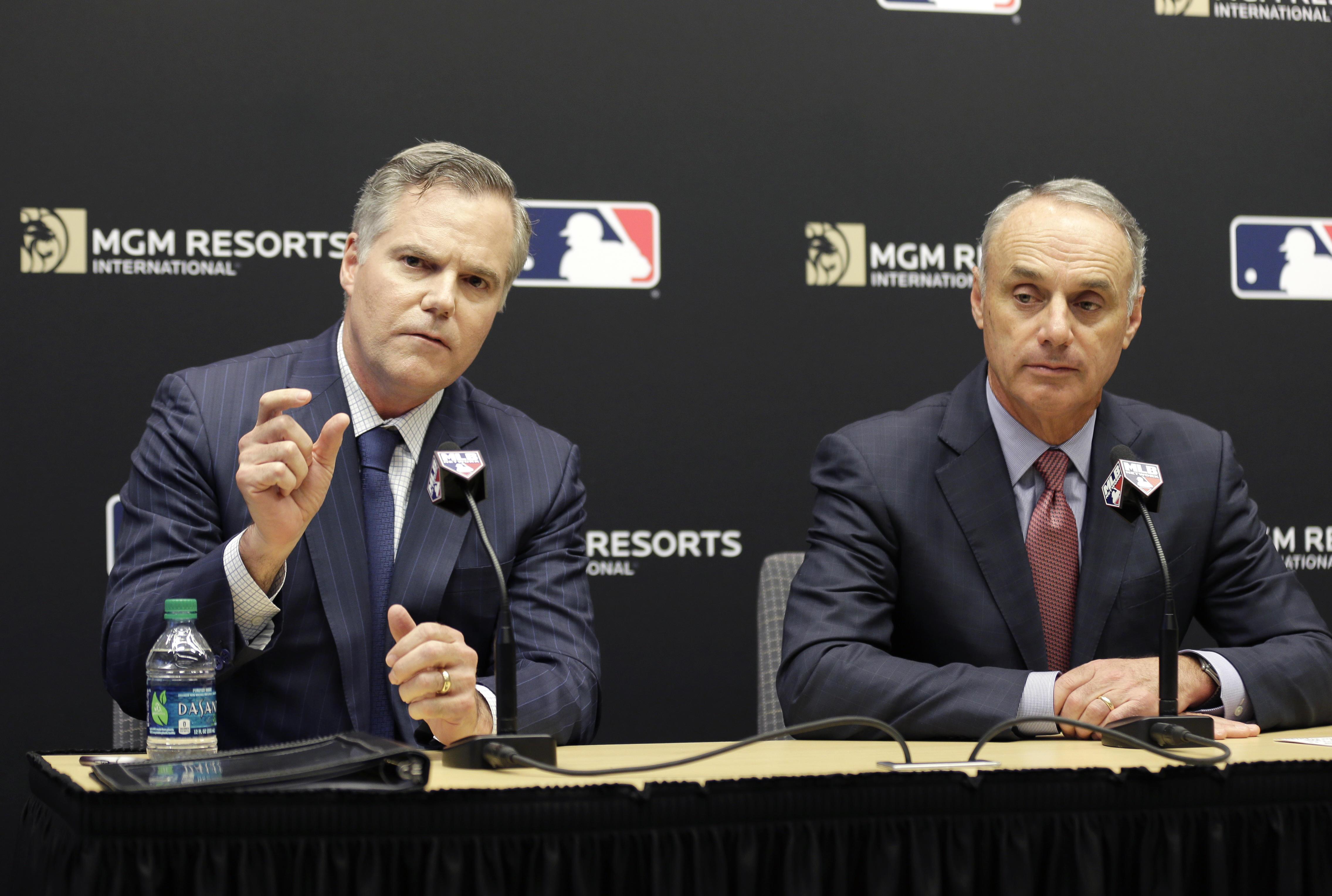 MGM MLB betting partnership
