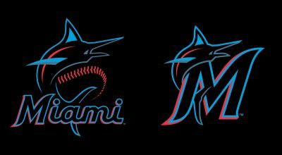Miami Blue and Caliente Red Featured in New Logo and Uniforms for the Miami Marlins