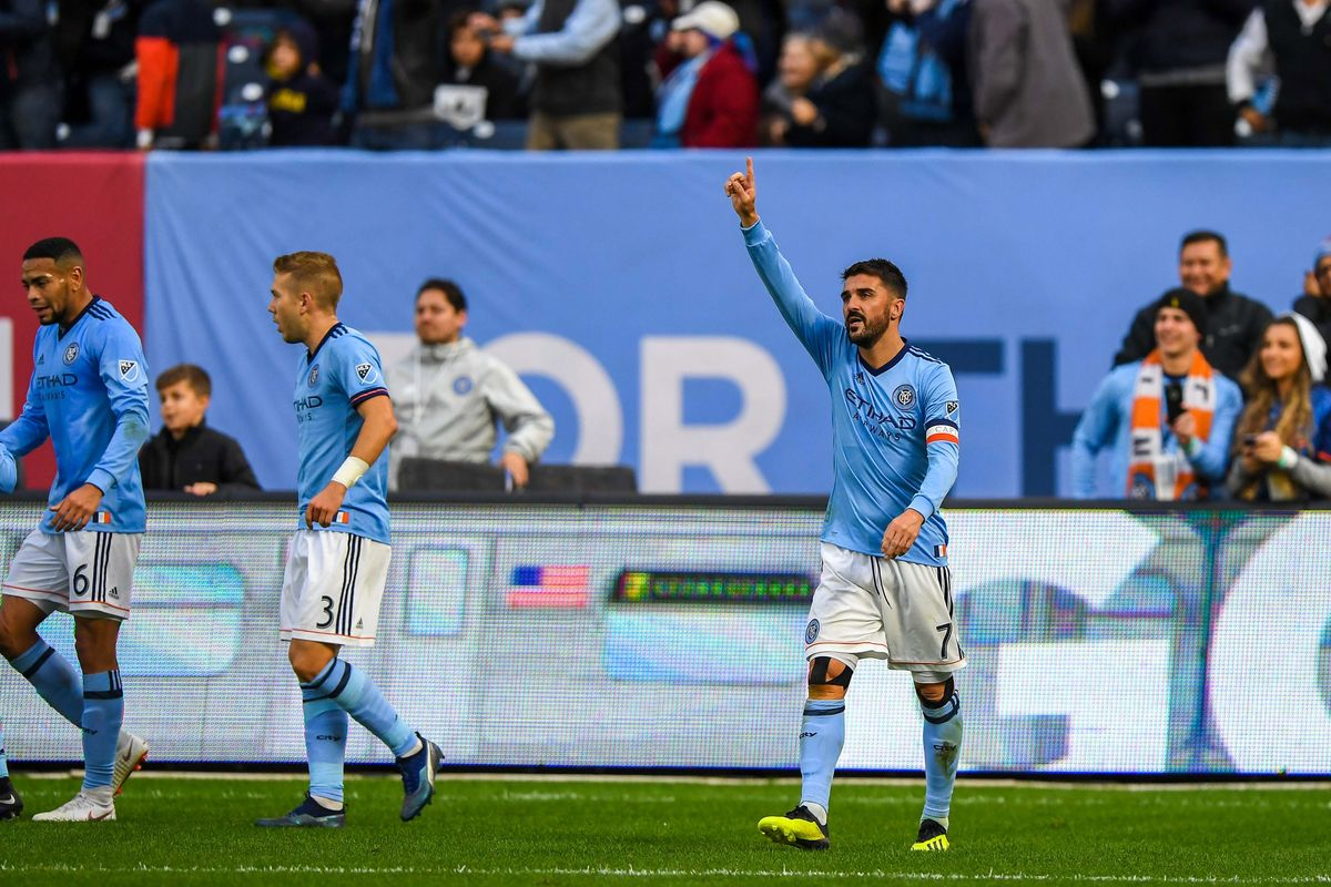 NYCFC MLS Playoffs