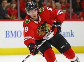 The Chicago Blackhawks traded Nick Schmaltz to the Arizona Coyotes in exchange for forwards Dylan Strome and Brendan Perlini. (Image: Getty)