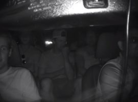 Seven Ottawa Senators players issued an apology after being caught on camera badmouthing an assistant coach during an Uber ride in Arizona. (Image: Ottawa Citizen/YouTube)