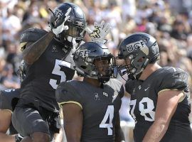 Central Florida is undefeated this season, but faces a tough test against Cincinnati on Saturday. (Image: AP)