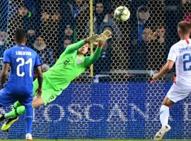 Italy scored a last minute goal to defeat the United States 1-0 in an international friendly match on Tuesday night. (Image: ESPN)