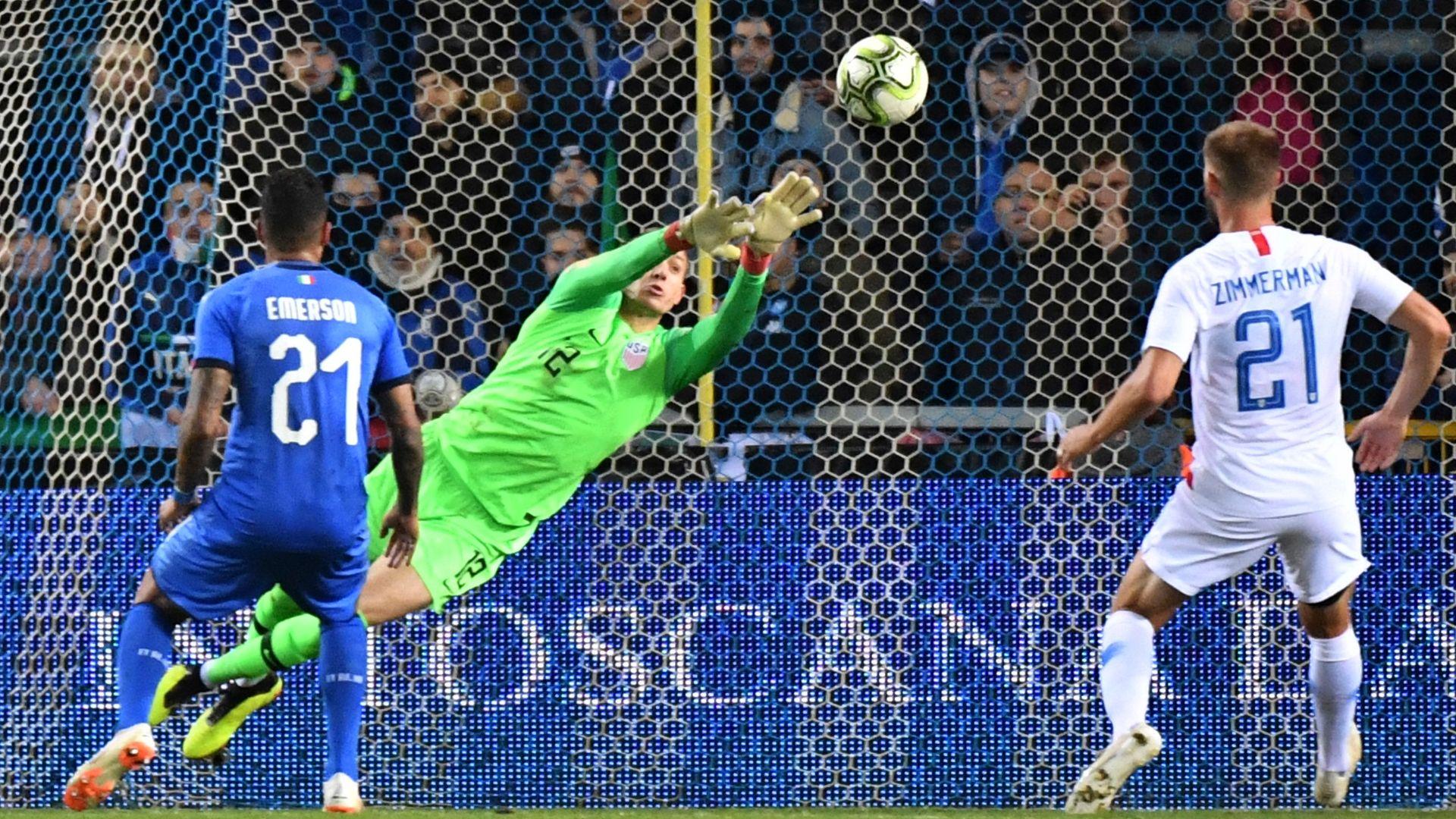 USA Italy friendly