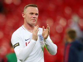 Wayne Rooney played his final international game on Thursday in a 3-0 win for England over the United States. (Image: Sky News)