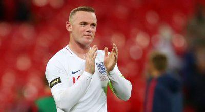 England Routs United States 3-0 in Wayne Rooney's Final International Match
