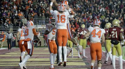 Little, but Significant Movement for College Football Teams in AP Poll