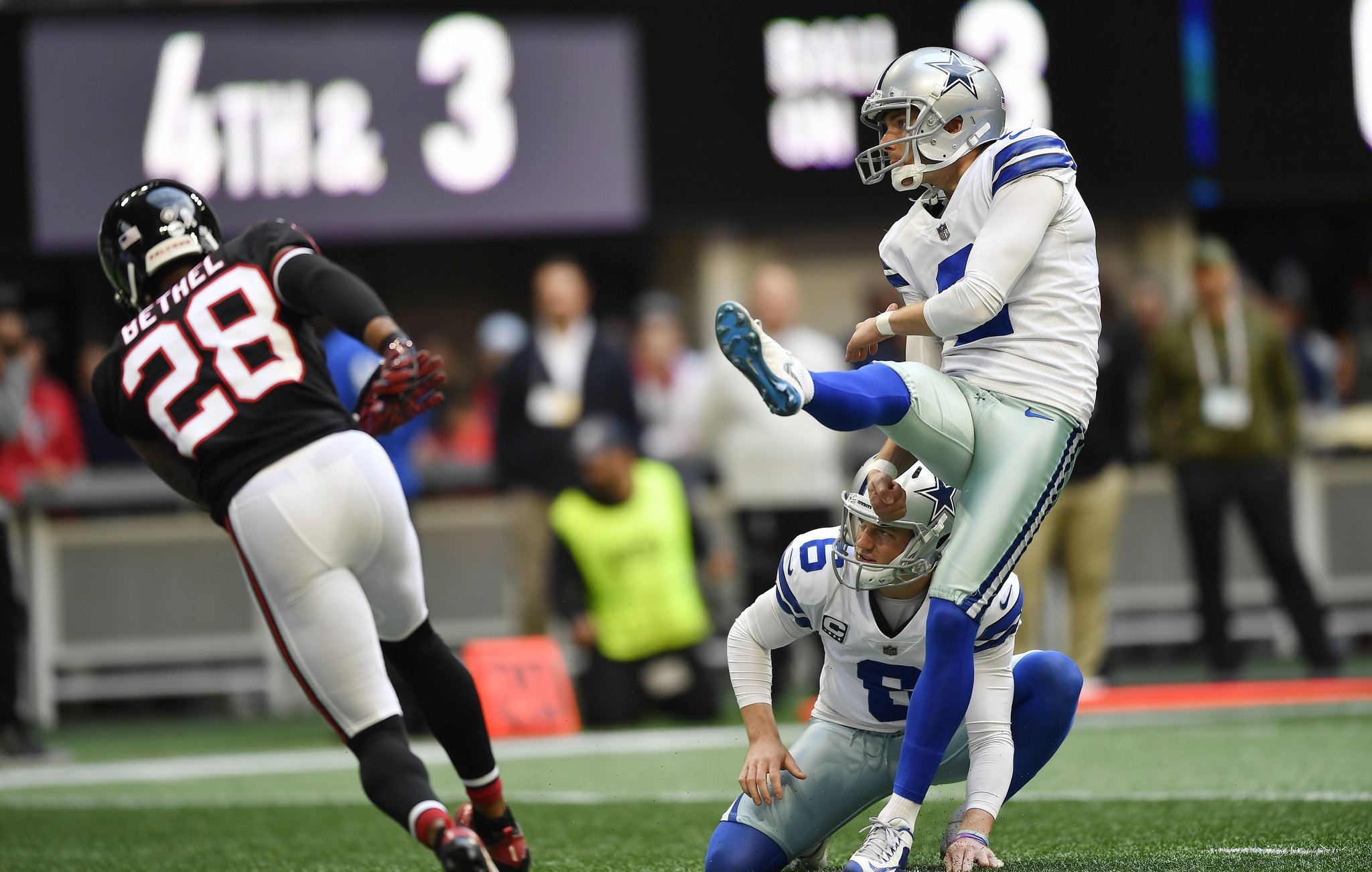 Dallas Cowboys Bouncing Back at Opportune Time