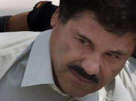 """Joaquin """"El Chapo"""" Guzman, the reported leader of the Sinaloa Drug Cartel, is on trial in federal court in New York. (Image: AP)"""