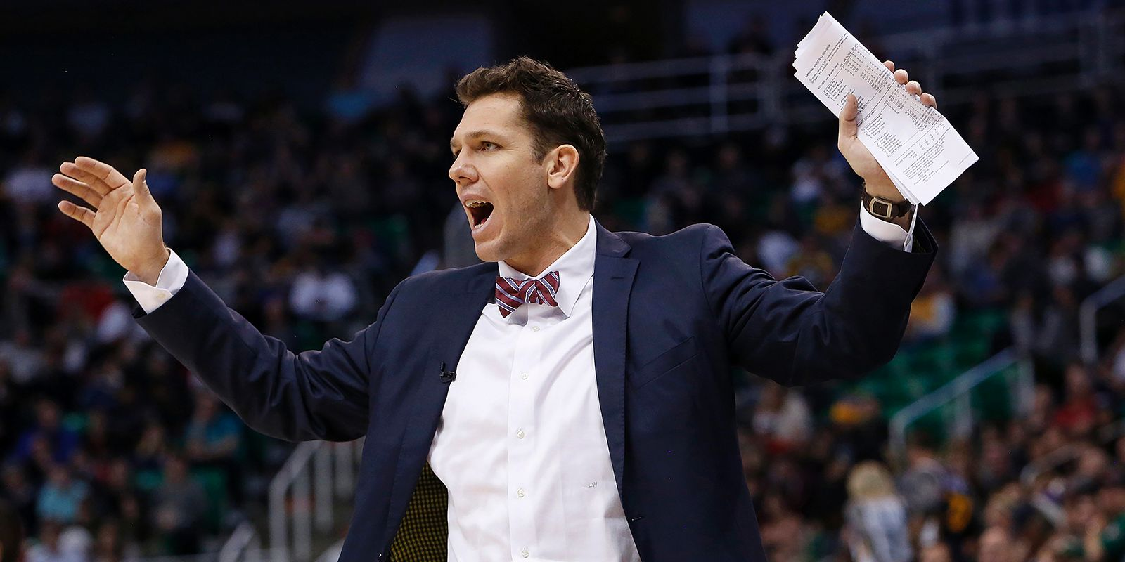 Will Lakers' Luke Walton be First NBA Coach Fired?