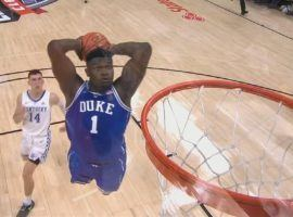 Duke's Zion Williamson is one of three freshmen that are expected to lead the Blue Devils to the National Championship. (Image: YouTube.com)