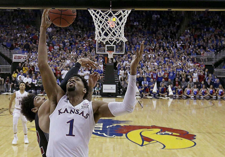 Kansas AP Poll basketball