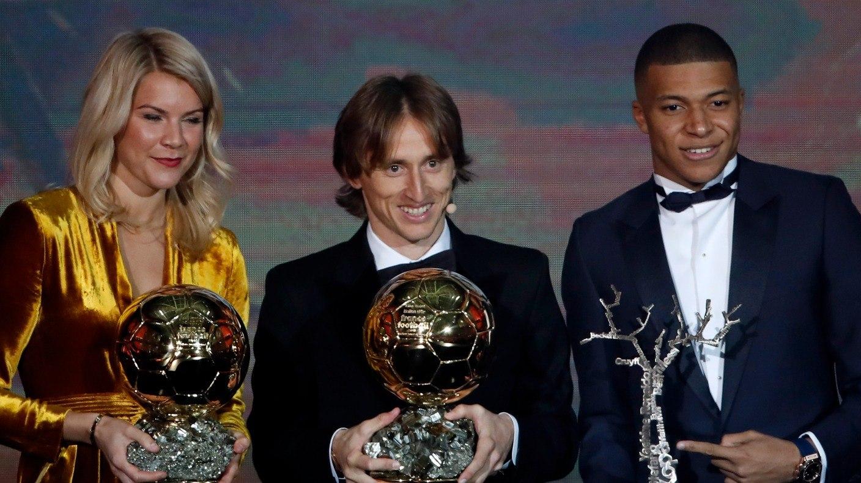 Luka Modric Ballon d'Or