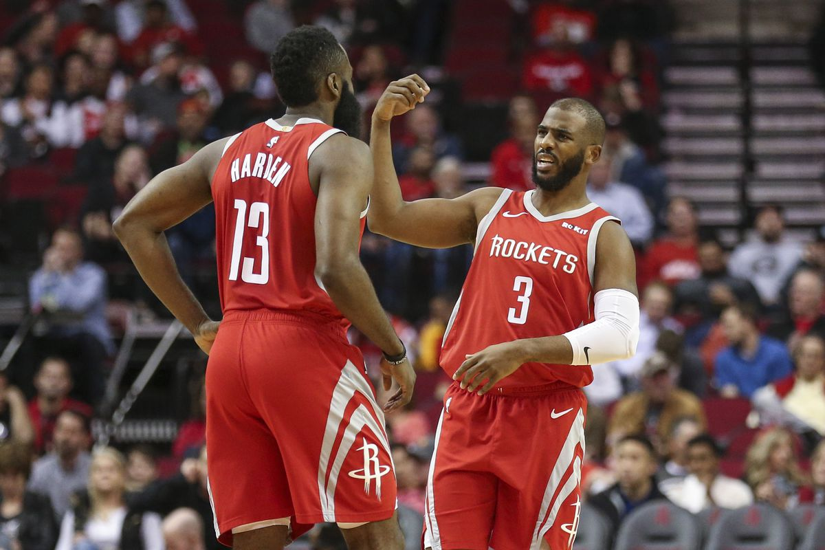 Rockets Break 3-point Record In Win Over Wizards