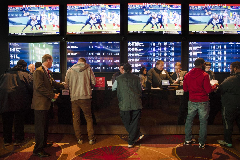 Washington D.C. sports betting