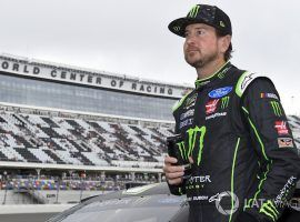 Kurt Busch is leaving Stewart Haas Racing and joining forces with Ganassi Racing. (Image: NKP/LAT)
