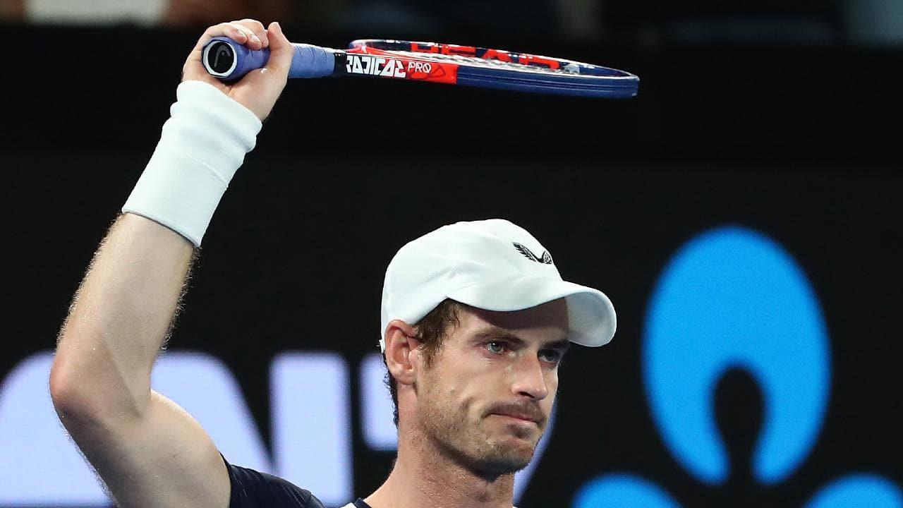 Andy Murray Australian Open
