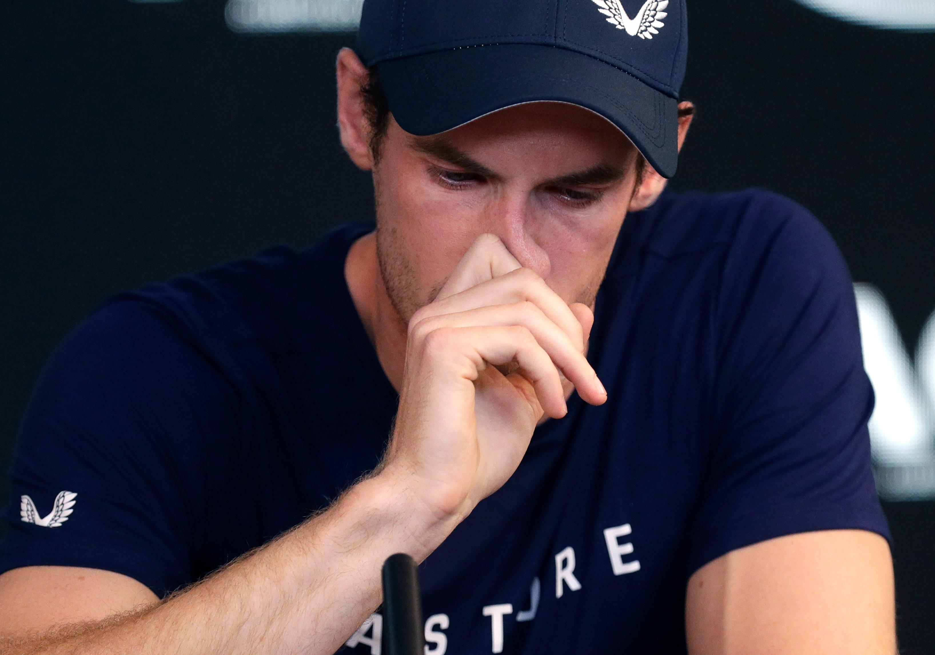 Andy Murray retirement