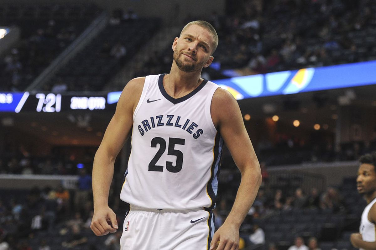 Memphis Grizzlies parting ways with Chandler Parsons