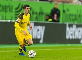 Christian Pulisic will be joining Chelsea in the largest transfer deal ever for an American soccer player. (Image: Getty)