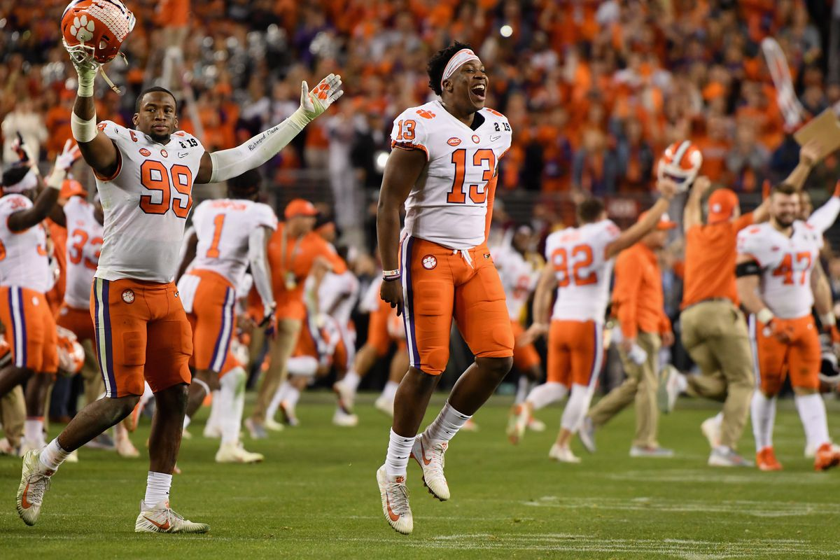 Clemson Tigers National Championship