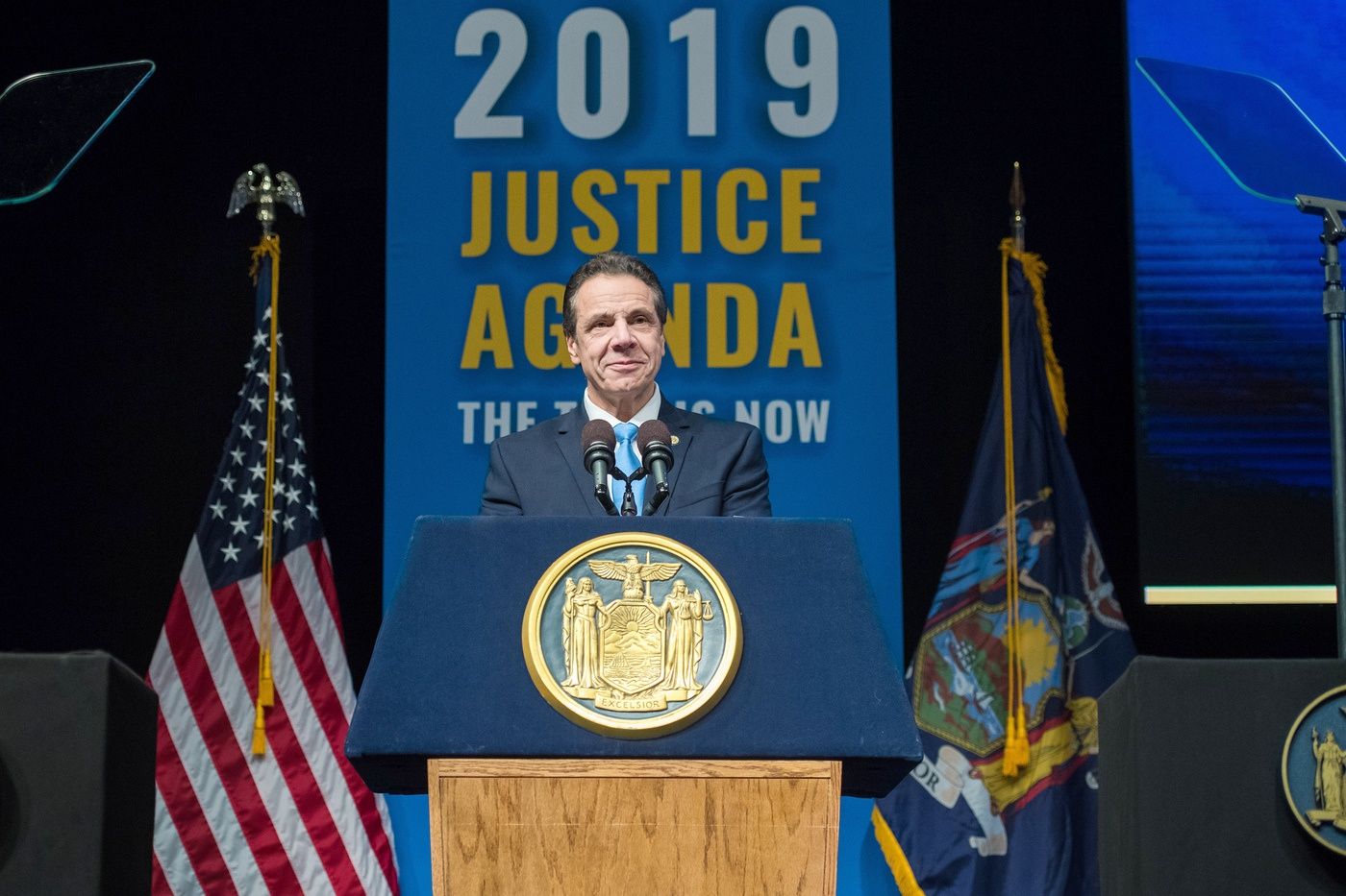 Andrew Cuomo New York sports betting