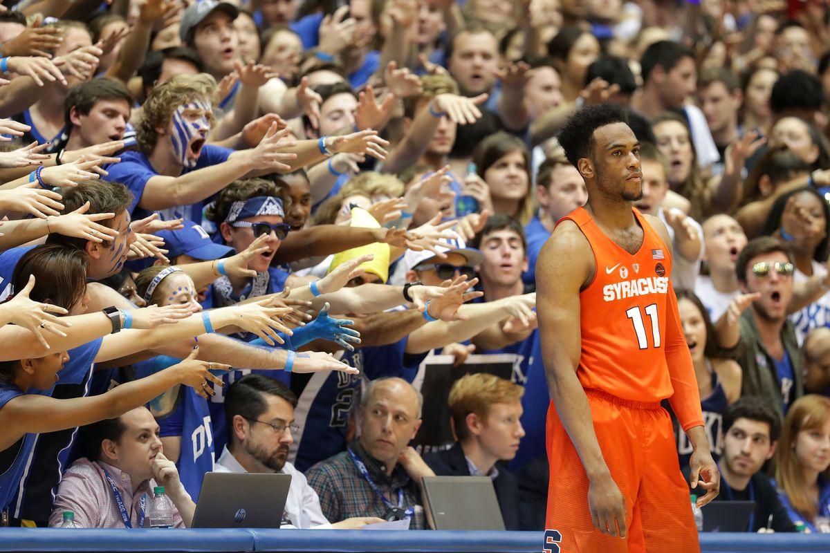 Syracuse Duke