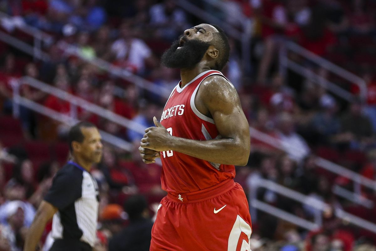 Another Monster Game from James Harden, Drops 57 Points on Grizzlies (Video)