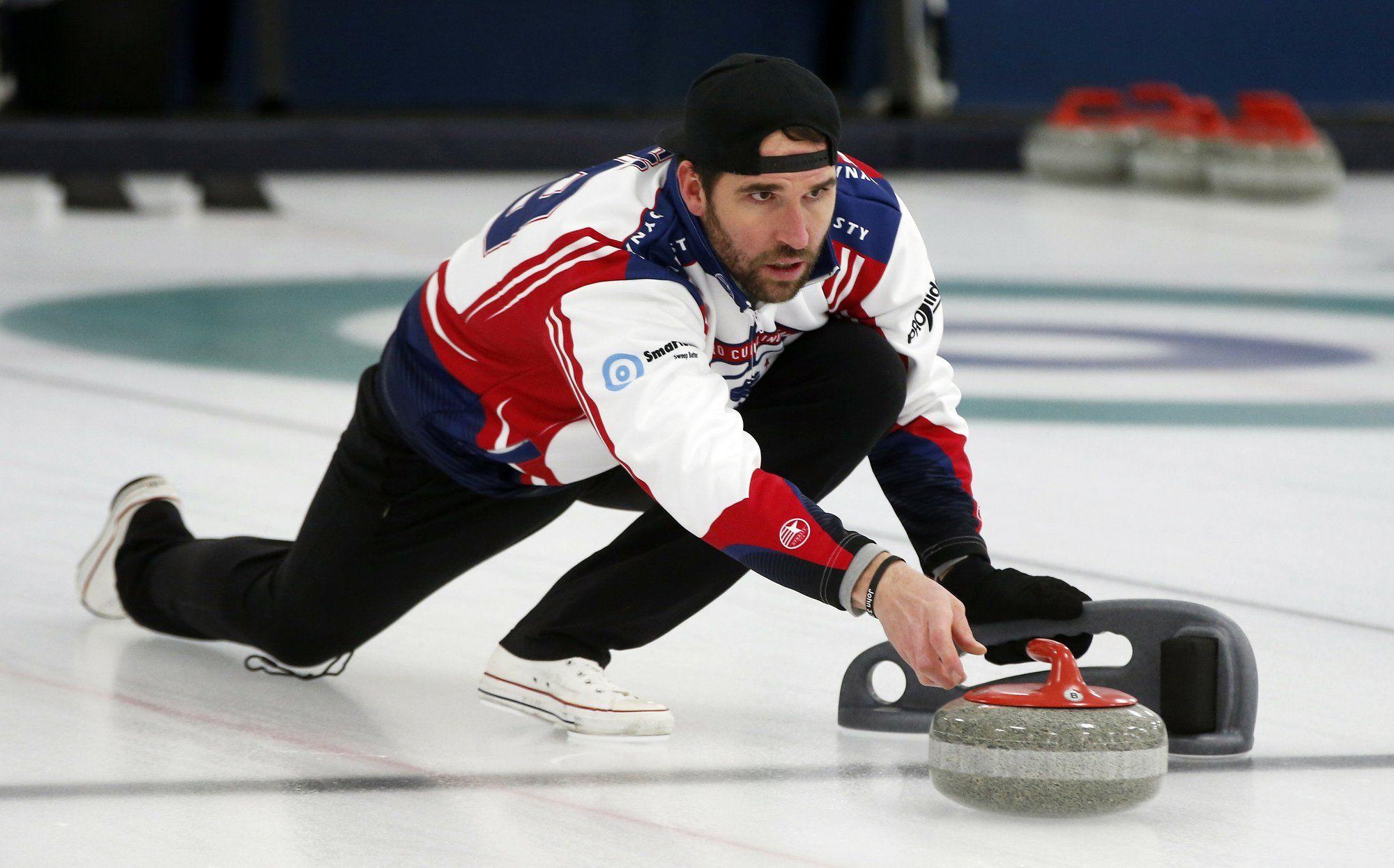 Jared Allen Olympics curling