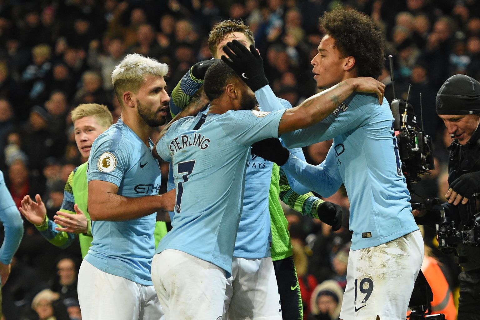 Manchester City Liverpool EPL