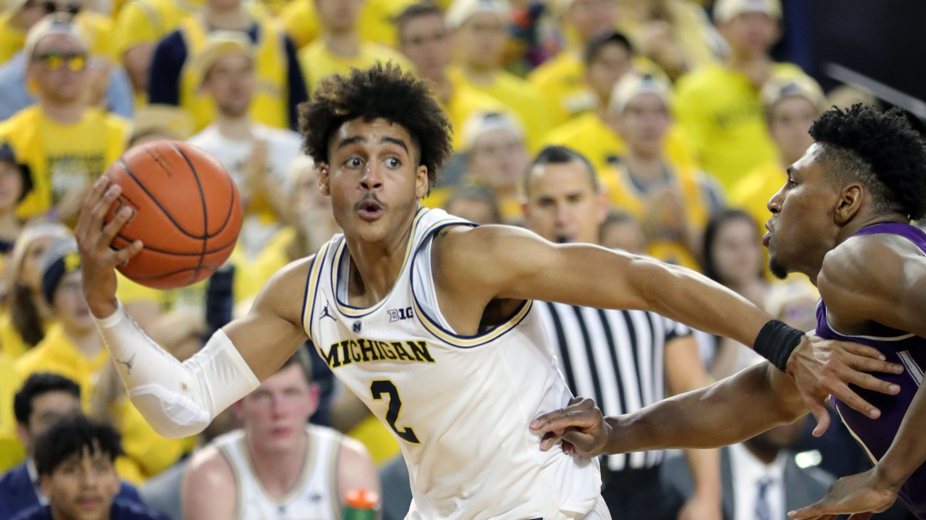 Michigan Wolverines record start