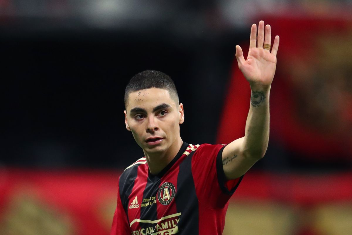 Miguel Almiron transfer deadline