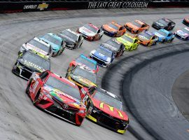 NASCAR drivers, crew members, and employees will all be strictly prohibited from betting on races under new rules established for the 2019 season. (Image: Robert Laberge/Getty)