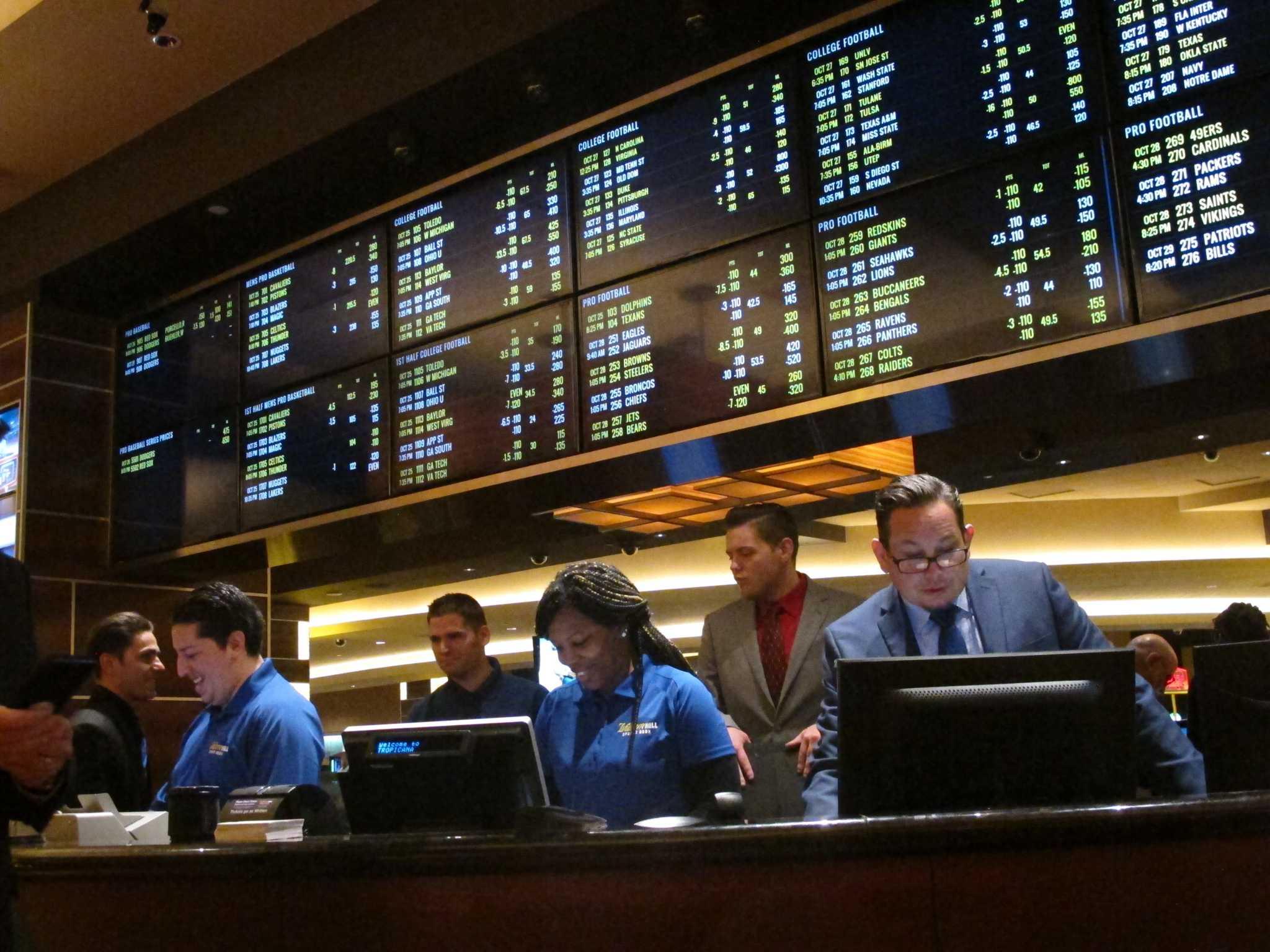NBA gambling policies