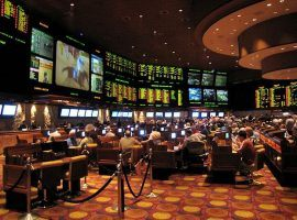 Caesars was one of a few sportsbooks that released some Super Bowl 53 prop bets on Monday. (Image: Pinterest)