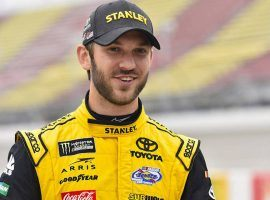 Daniel Suarez is now with Stewart-Haas Racing, and is excited about the upcoming NASCAR season. (Image: LAT Photographic)