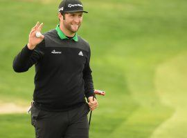 Spanish golfer Jon Rahm was the favorite at the Farmers Insurance Open and came up short, but is the 7/1 favorite this week at the Waste Management Phoenix Open. (Image: Getty)