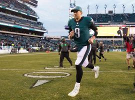 Quarterback Nick Foles is expected to leave Philadelphia, but where he ends up is not clear yet. (Image: USA Today Sports)
