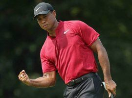 Tiger Woods will start his season at the Farmers Insurance Open at Torrey Pines in San Diego. (Image: Getty)