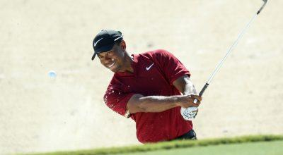 Tiger Woods Roaring to Start Season at Farmers Insurance Open