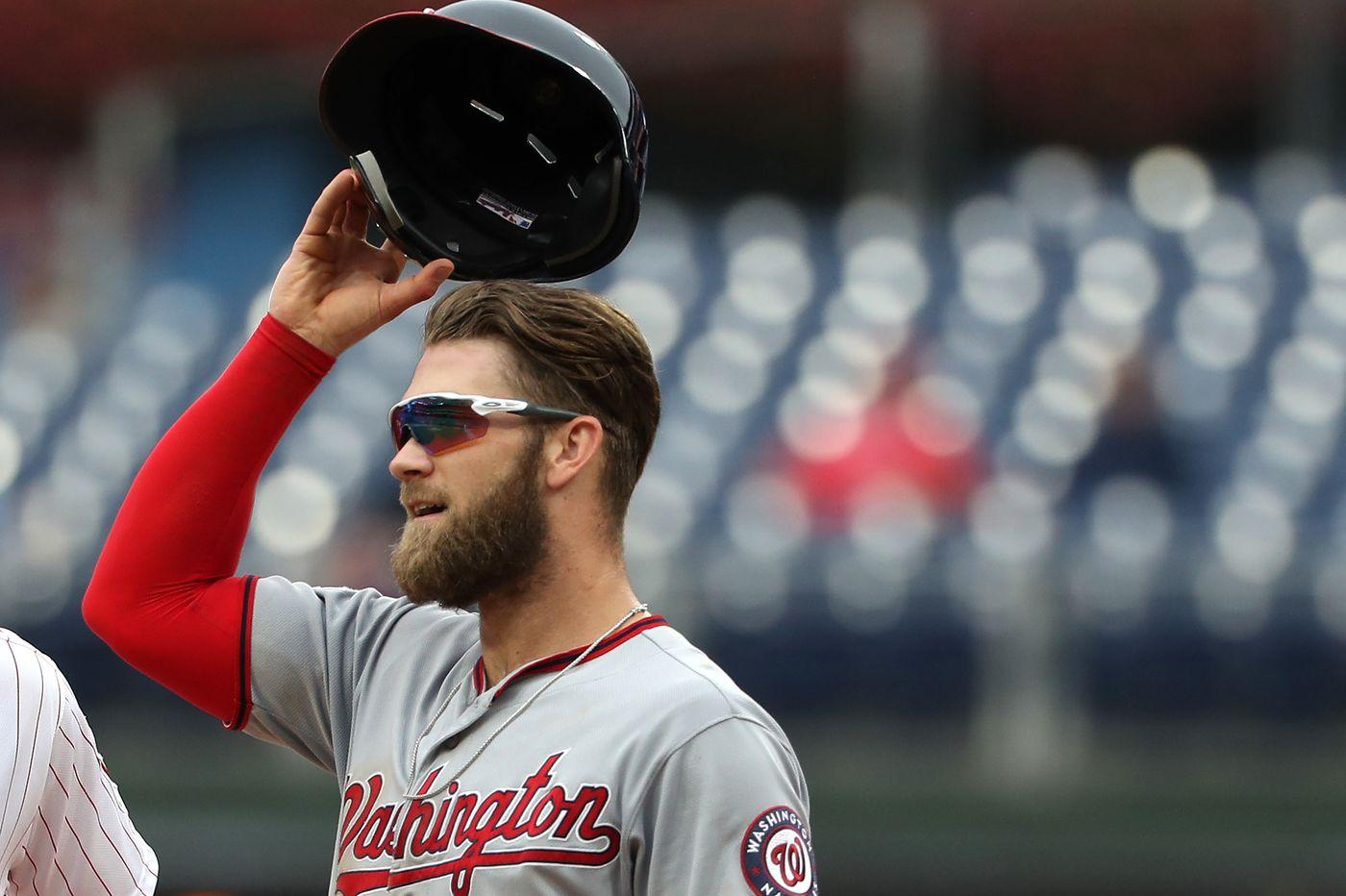 Bryce Harper Philadelphia Phillies