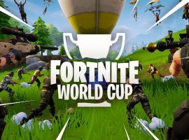 The Fortnite World Cup will take place July 26 to 29 in New York City. (Image: Epic Games)