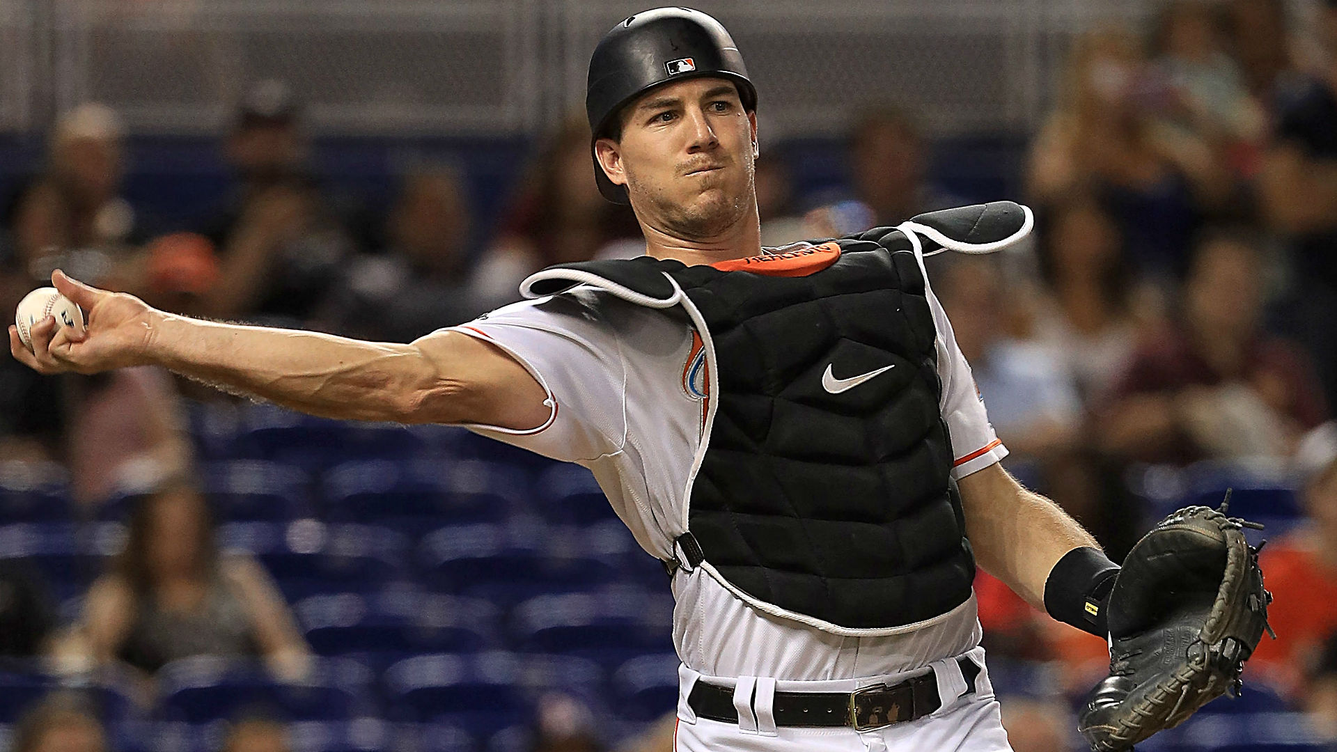 3a480df8b8f85e JT Realmuto Traded from Marlins to Phillies for Three Players, Money