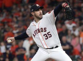 "Justin Verlander took to Twitter to say that the MLB free agency system was ""broken."" (Image: Barry Chin/Boston Globe/Getty)"