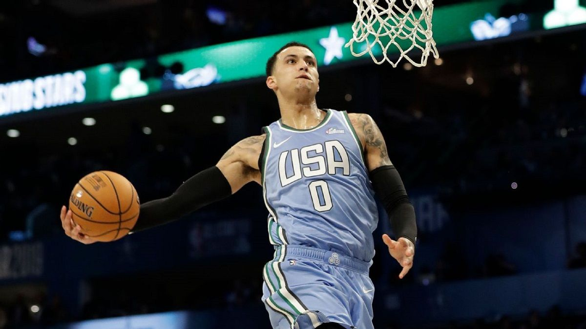 Kyle Kuzma Wins MVP of NBA Rising Stars Challenge