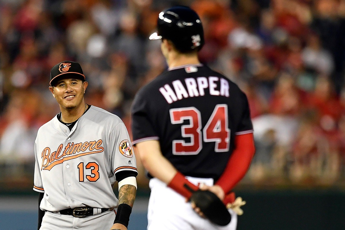 Almost Spring Training, All-Stars Bryce Harper and Manny Machado Still Unsigned