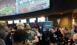 New Jersey sportsbooks took in $385 million in betting handle during January 2019. (Image: Ed Scimia/OnlineGambling.com)