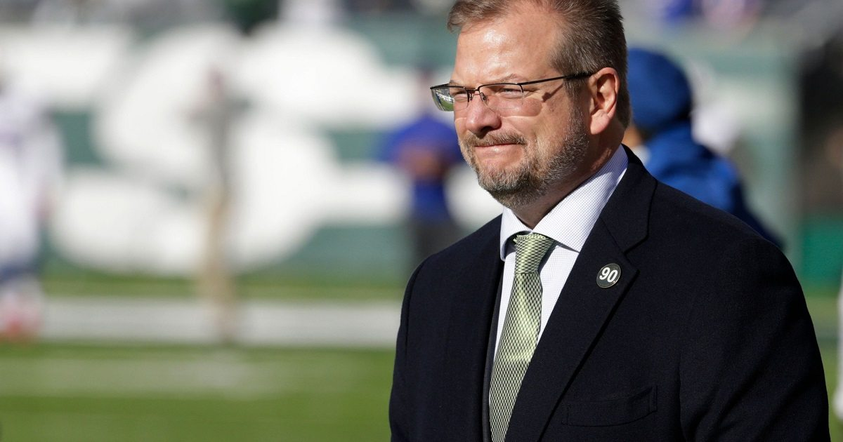 NY Jets GM Mike Maccagnan