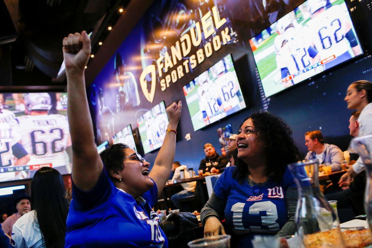 Legalized sports betting bills